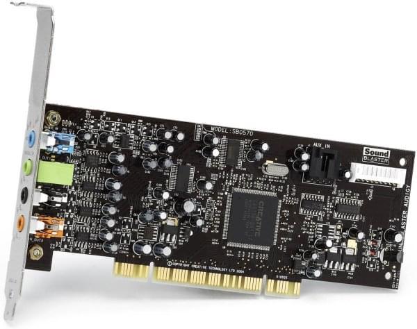 Creative Sound Blaster Audigy SE (30SB057000000) - Achat / Vente Carte Son sur Cybertek.fr - 0
