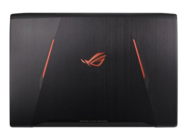 Asus G702VMK-BA326T - PC portable Asus - Cybertek.fr - 1