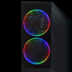 image produit M.RED MR-S01 Façade en verre trempé pour MR-003 Cybertek