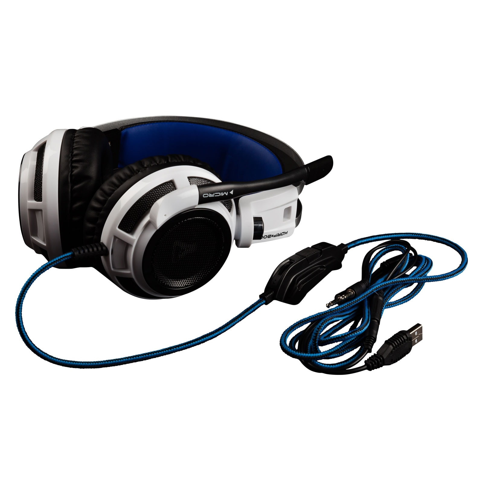 The G-LAB KORP 200   - Micro-casque - Cybertek.fr - 3