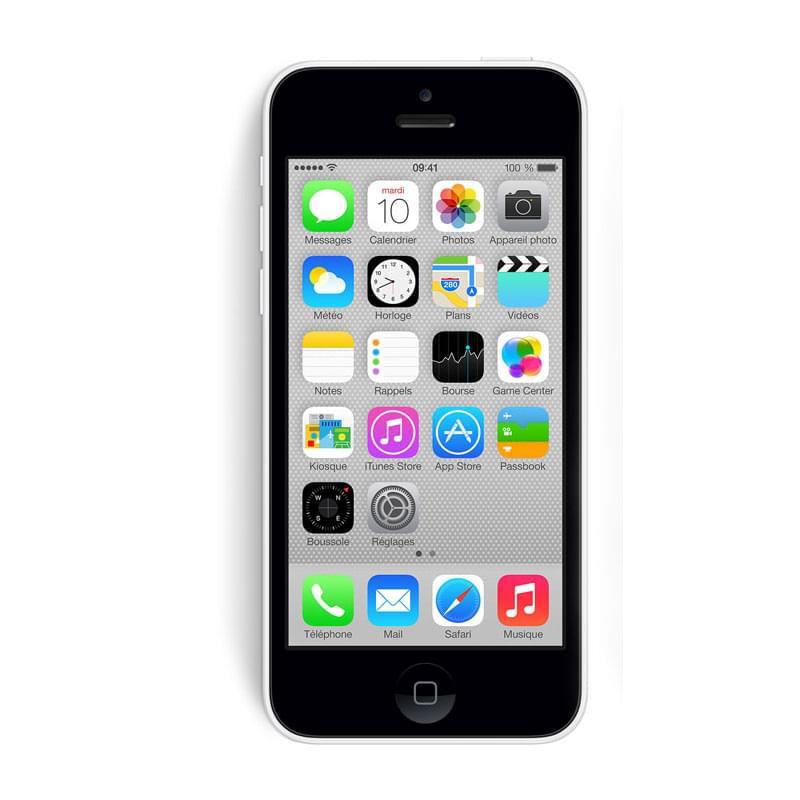 Apple iPhone 5C Jaune 16Go - Téléphonie Apple - Cybertek.fr - 0