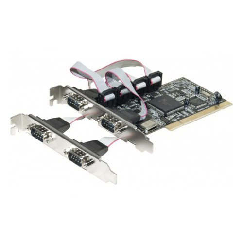 No Name PCI 4 ports series (304542) - Achat / Vente Carte Controleur sur Cybertek.fr - 0