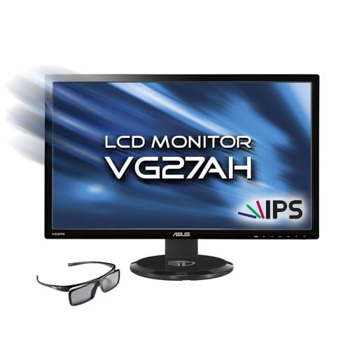 Asus VG27AH (VG27AH) - Achat / Vente Ecran PC sur Cybertek.fr - 0