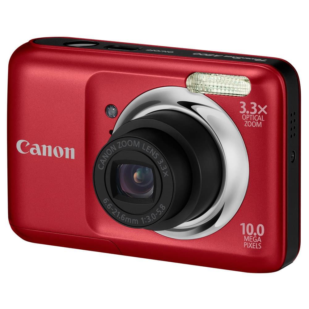 Canon PowerShot A800 (5028B017) - Achat / Vente Table de mixage sur Cybertek.fr - 0