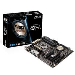 Cybertek Carte mère Asus Z97-A - Z97/LGA1150/DDR3/SLI/CF/ATX