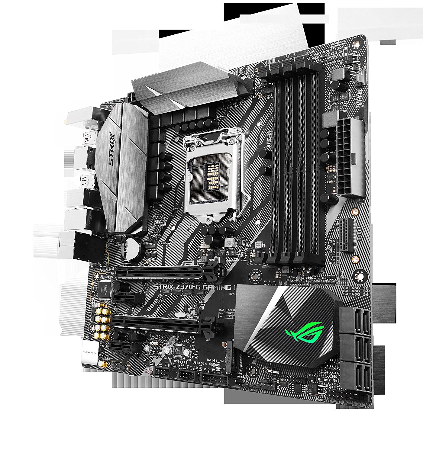 Asus Z370-G Gaming WiFi AC ATX DDR4 - Carte mère Asus - 2