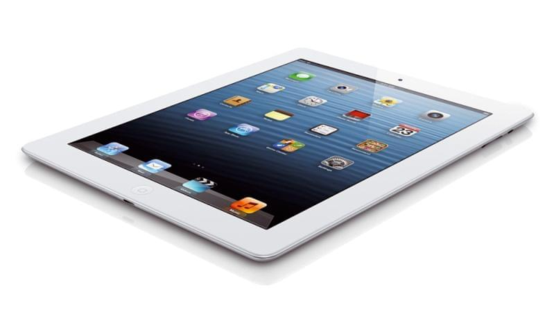 Apple iPad Retina 16Go WiFi + Cellular Blanc (MD525NF/A) - Achat / Vente Tablette Tactile sur Cybertek.fr - 0