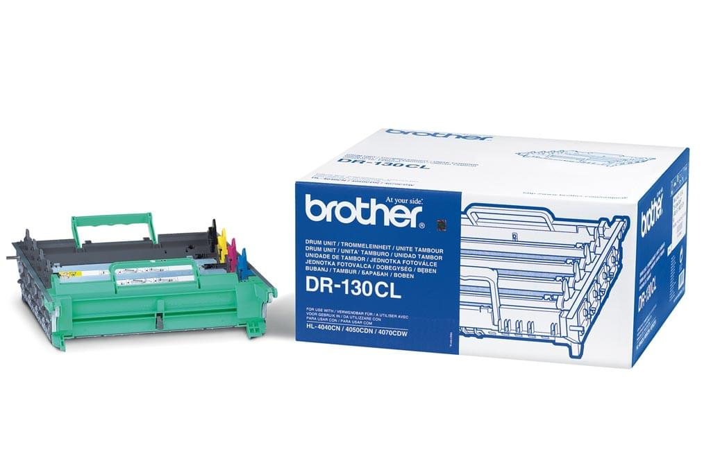 Brother DR130CL- Kit tambour HL 4050CDN (DR130CL) - Achat / Vente Accessoire imprimante sur Cybertek.fr - 0