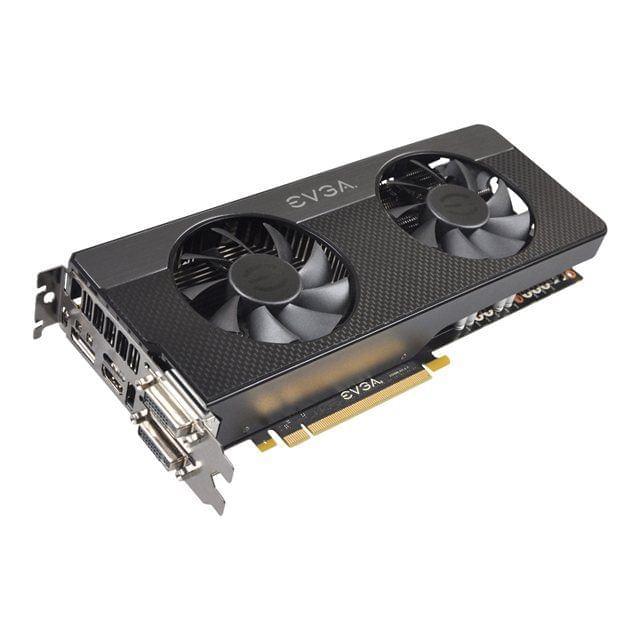 EVGA  - 2Go - carte Graphique PC - GPU  - 0