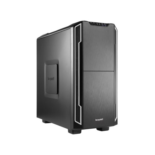 Be Quiet! MT/Sans Alim/ATX/USB3.0 Noir - Boîtier PC Be Quiet! - 0