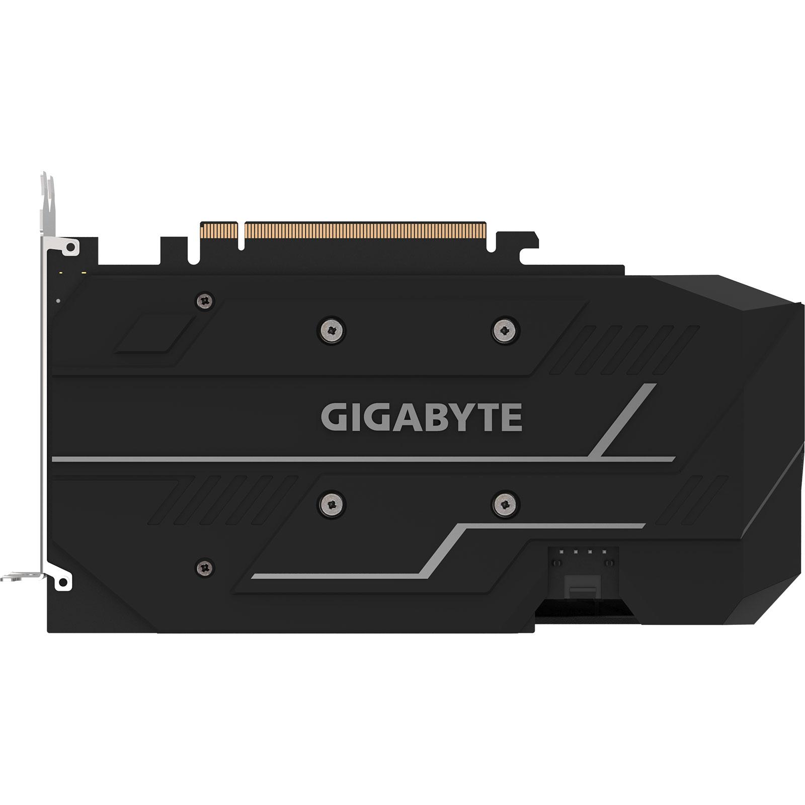 Gigabyte GV-N166TOC-6GD 6Go - Carte graphique Gigabyte - 2