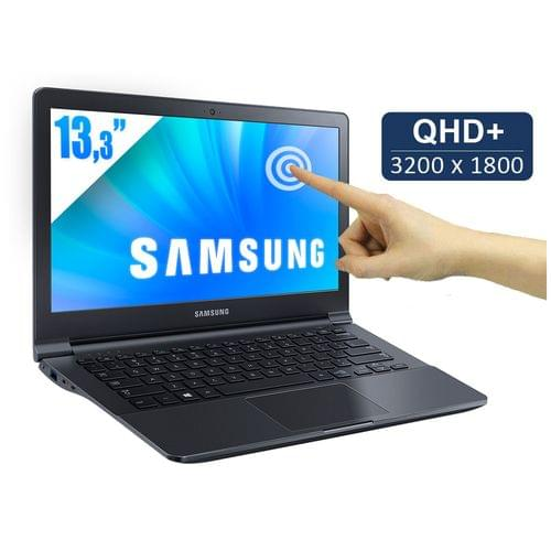 """Samsung NP940X3G-K03 -i5-4200/4Go/256Go/13.3""""T.WQHD/W8P (NP940X3G-K03FR soldé) - Achat / Vente PC portable sur Cybertek.fr - 0"""