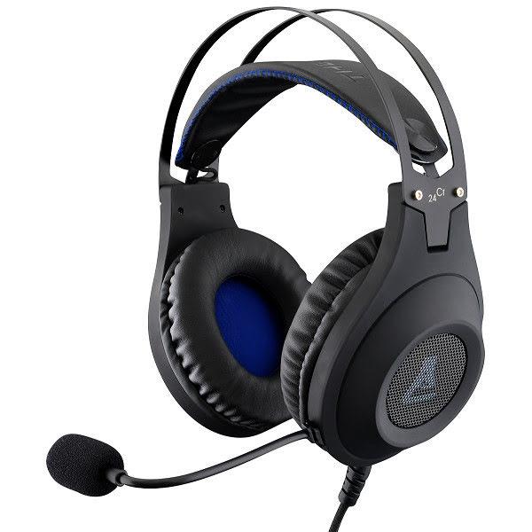 The G-LAB KORP CHROMIUM Stereo Noir - Micro-casque - Cybertek.fr - 0