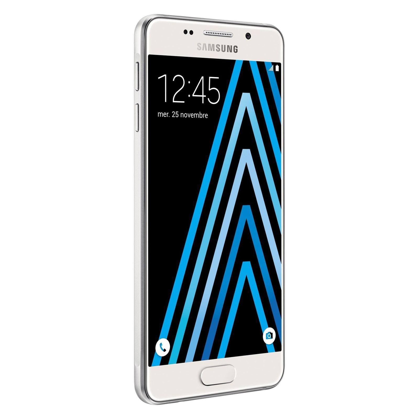 Samsung Galaxy A3 (2016) 16Go A310F White (SM-A310FZWAXEF) - Achat / Vente Téléphonie sur Cybertek.fr - 0