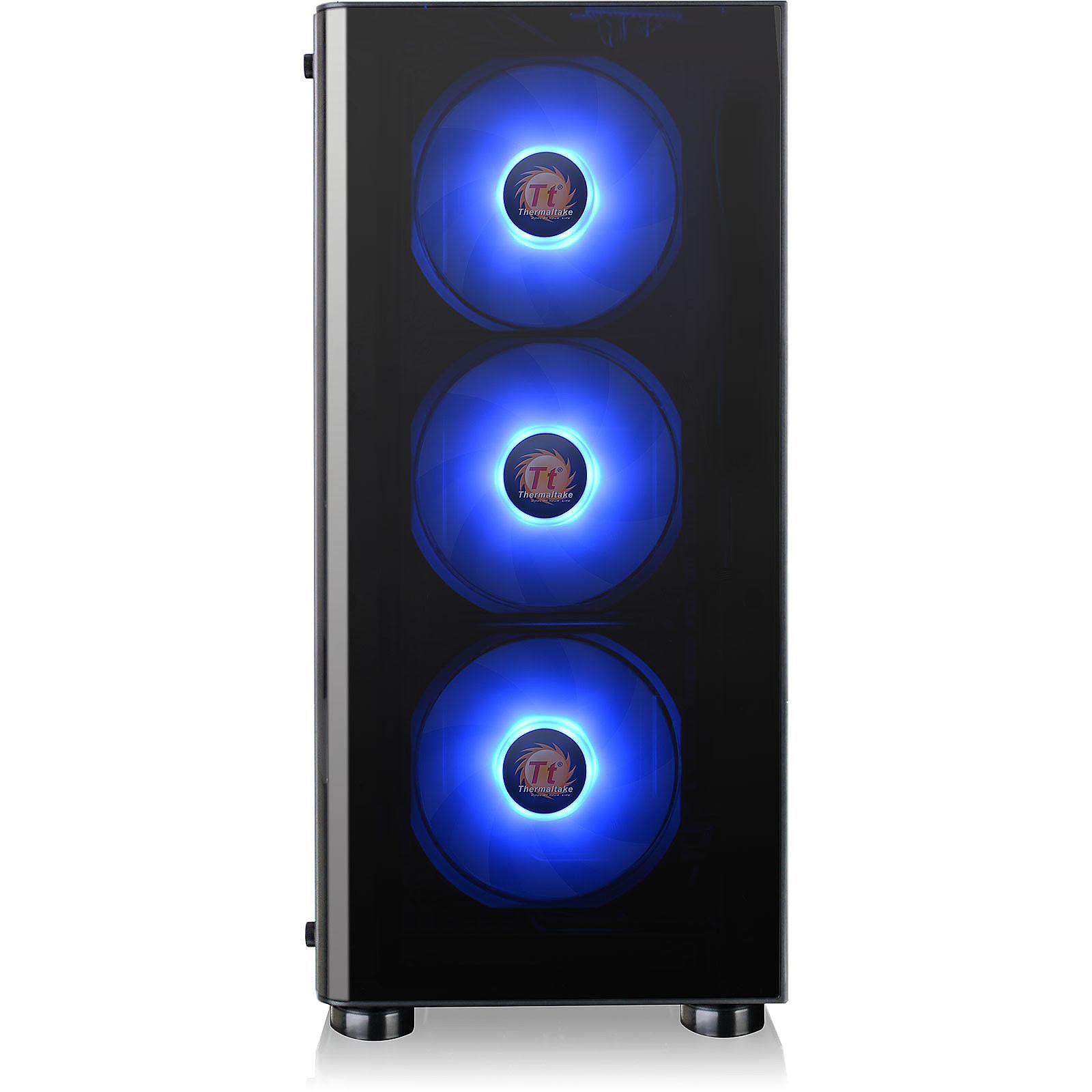 Thermaltake V200 TG RGB Edition Noir - Boîtier PC Thermaltake - 2