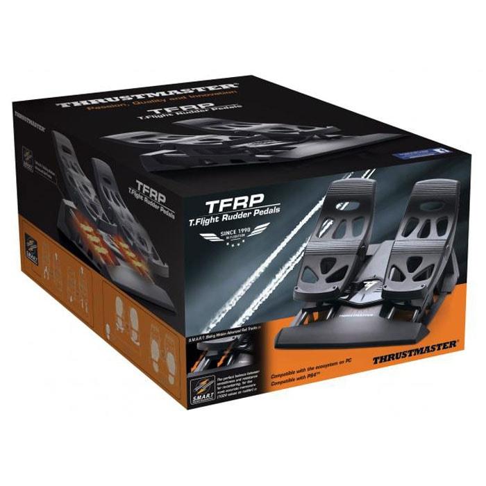 ThrustMaster T.Flight Rudder Pedals - Périphérique de jeu - 1