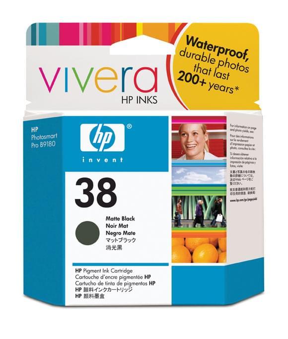 HP Cartouche C9412A (C9412A) - Achat / Vente Consommable Imprimante sur Cybertek.fr - 0