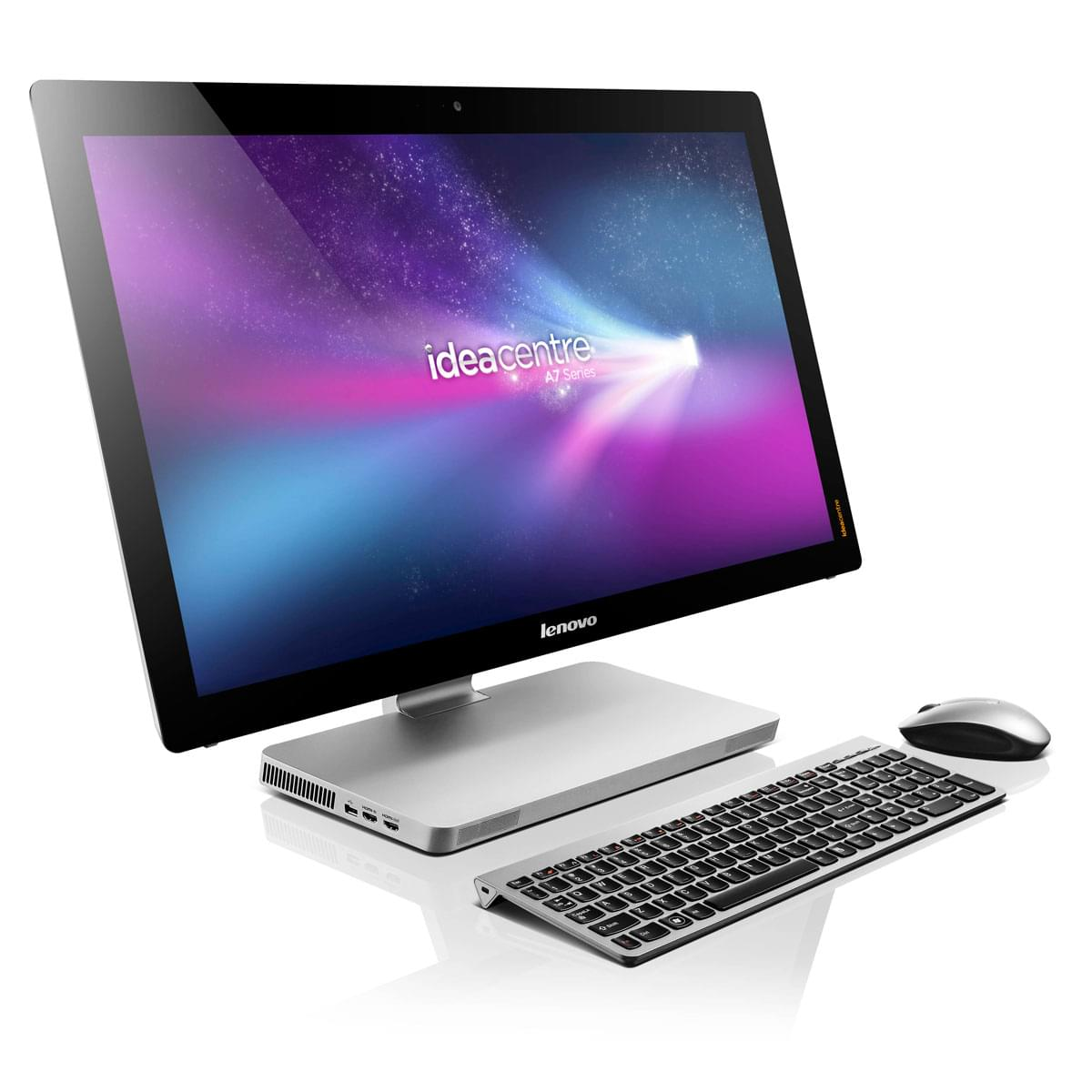 Lenovo A720 2564 (VDT9QFR) - Achat / Vente All-In-One PC sur Cybertek.fr - 0