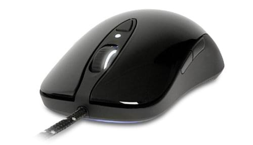 Steelseries Sensei Raw Glossy Noir - Souris PC Steelseries - 0