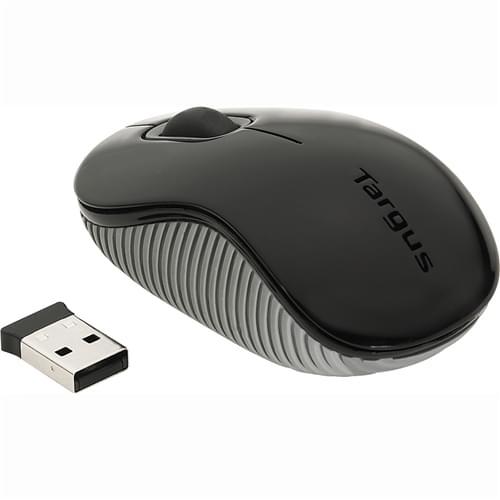 Targus Wireless Laser AMW55EU Black (AMW55EU soldé) - Achat / Vente Souris PC sur Cybertek.fr - 0