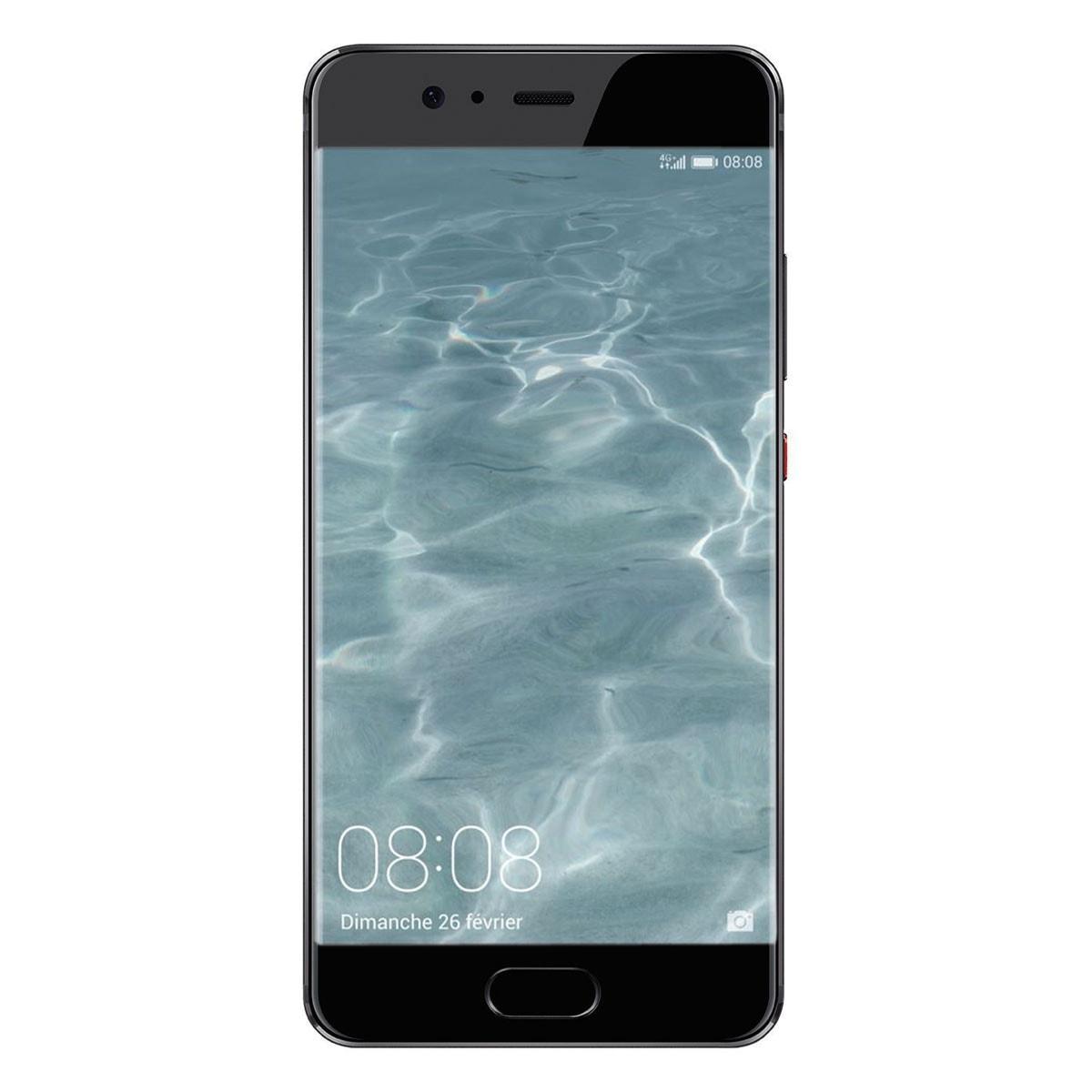 Huawei Téléphonie Huawei P10 64Go Black (51091FGC) - Achat / Vente Téléphonie sur Cybertek.fr - 0