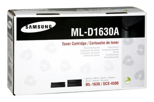Toner ML-D1630A Noir pour imprimante Laser Samsung - 0