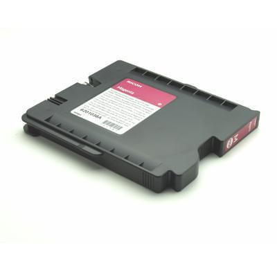 Ricoh Cartouche GC 21M Magenta 1000p (405534) - Achat / Vente Consommable Imprimante sur Cybertek.fr - 0