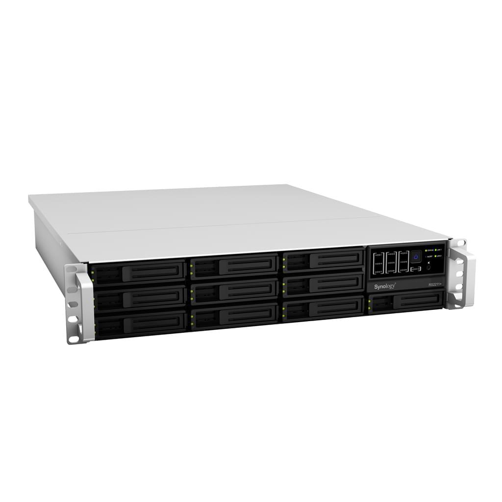 Synology NAS RJ45 - Achat / Vente Boîtier externe sur Cybertek.fr - 0