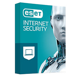 image produit ESET Internet Security 2020 - 1 An / 1 PC OEM Cybertek