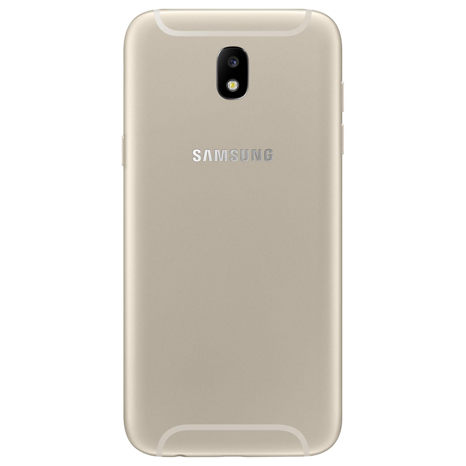 Samsung Galaxy J5 (2017) 16Go J530 Gold (SM-J530FZDAXEF) - Achat / Vente Téléphonie sur Cybertek.fr - 1