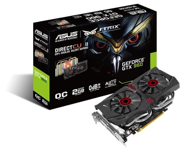 Asus  - 2Go - carte Graphique pour Gamer - GPU nVidia - 0