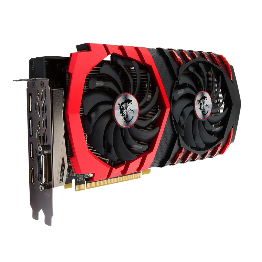 MSI RX 480 GAMING X 8G  - Carte graphique MSI - Cybertek.fr - 1