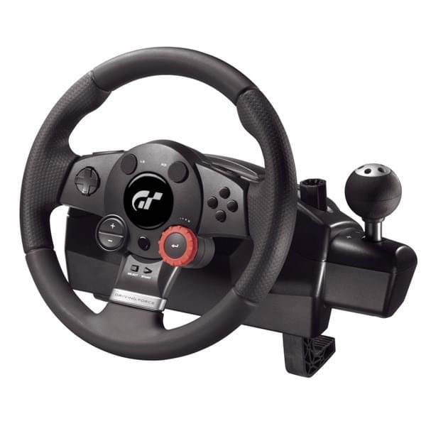 Logitech G Volant Driving Force GT Refresh - Périphérique de jeu - 0
