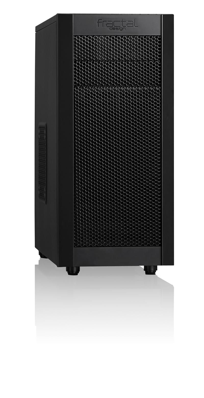 Fractal Design Core 3000 USB 3.0 (FD-CA-CORE-3000-USB3-BL) - Achat / Vente Boîtier PC sur Cybertek.fr - 0