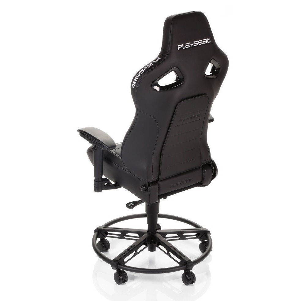 Playseat L33T Black Noir - Siège PC Gamer - Cybertek.fr - 3
