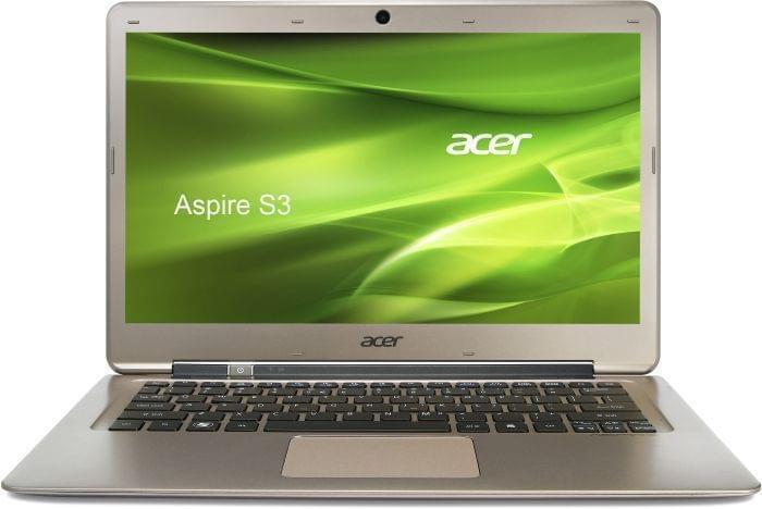 Acer S3-391-53314G52Add (NX.M1FEF.003) - Achat / Vente PC portable sur Cybertek.fr - 0