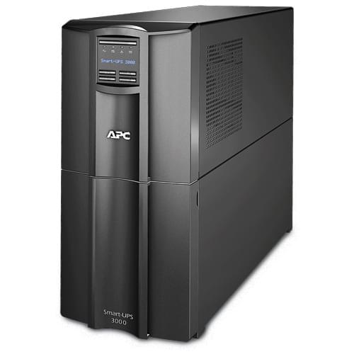 APC Smart UPS 3000VA SMT3000I (SMT3000I) - Achat / Vente Onduleur - Multiprises sur Cybertek.fr - 0