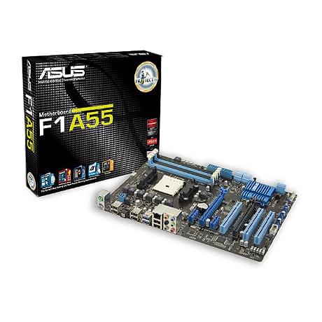 Asus F1A55 (F1A55) - Achat / Vente Carte mère sur Cybertek.fr - 0