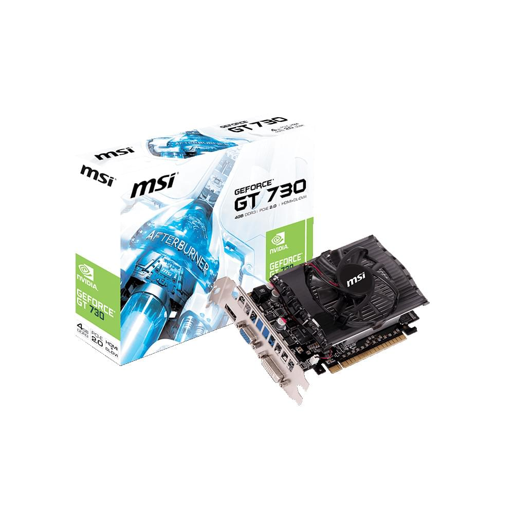 MSI N730-4GD3 4Go - Carte graphique MSI - Cybertek.fr - 0