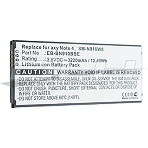 Batterie Li-Ion 3,85v 3220mAh - GS-PA1944 - Cybertek.fr - 0