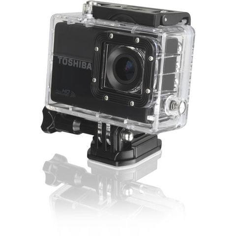 Toshiba Camileo X-Sports (FHD@60FPS/12MP/WiFi/Etanche) (PA5150E-1C0K) - Achat / Vente Caméra / Webcam sur Cybertek.fr - 0