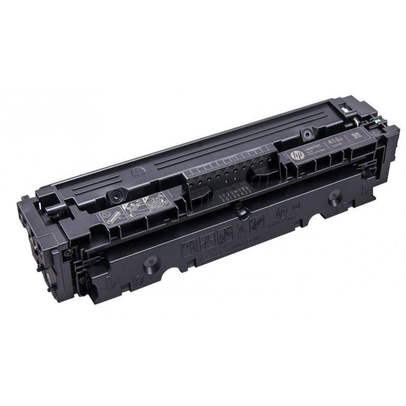 Toner Noir Laserjet 410A - CF410A pour imprimante  HP - 0