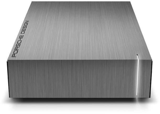 """LaCie 1To 3""""1/2 USB3 Desktop Porsche Design - Disque dur externe - 0"""
