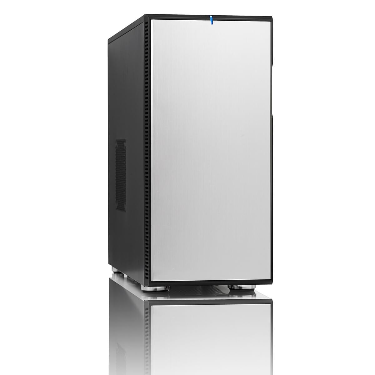 Fractal Design Define R3 Silver Arrow (FD-CA-DEF-R3-USB3-SI) - Achat / Vente Boîtier PC sur Cybertek.fr - 0