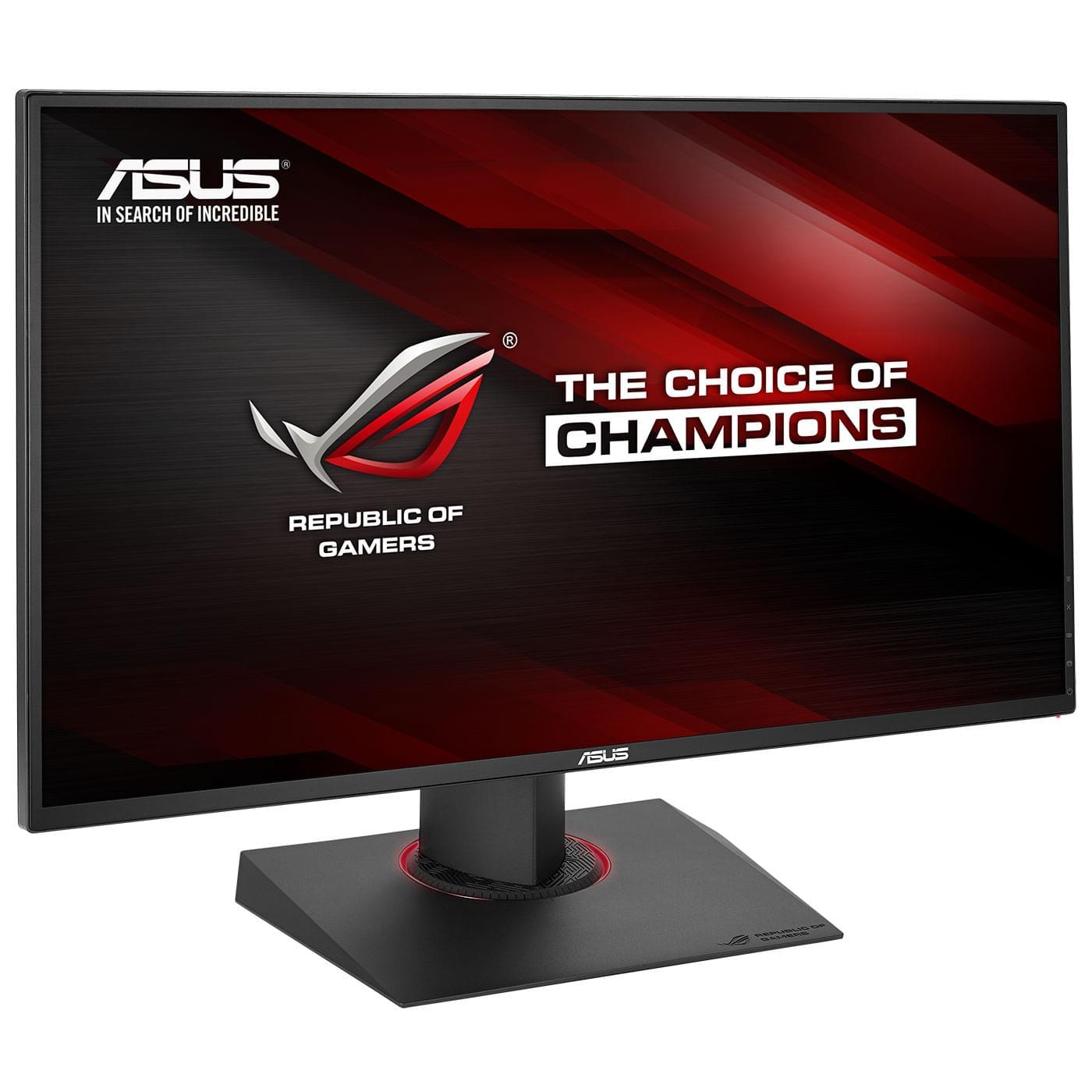 Asus PG278Q (PG278Q) - Achat / Vente Ecran PC sur Cybertek.fr - 0