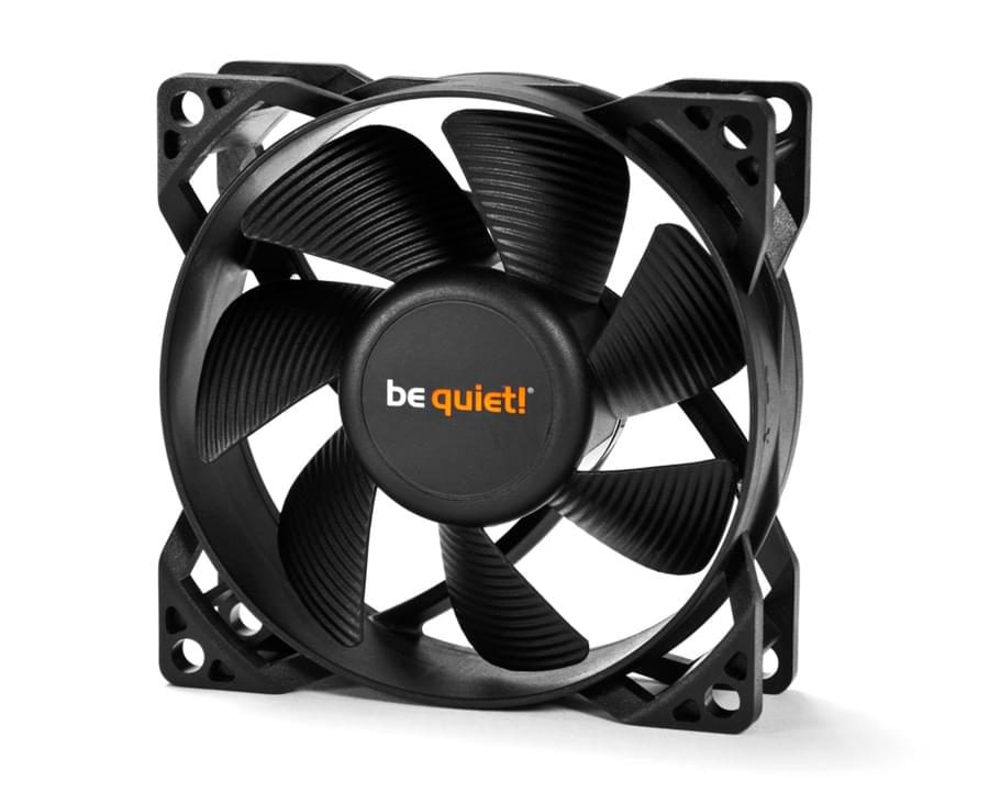 Be Quiet! Case Fan Pure Wings 2 PWM 80mm - Ventilateur boîtier - 0