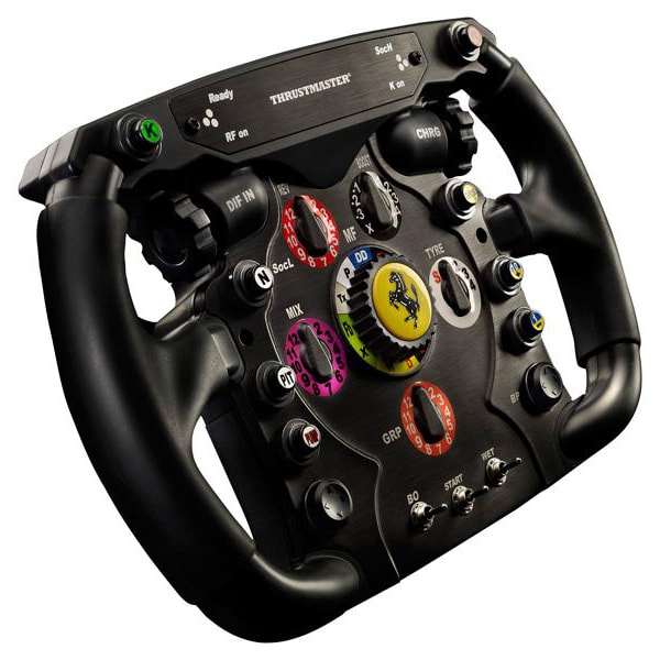 ThrustMaster Ferrari F1 Wheel Add-On - Périphérique de jeu - 1