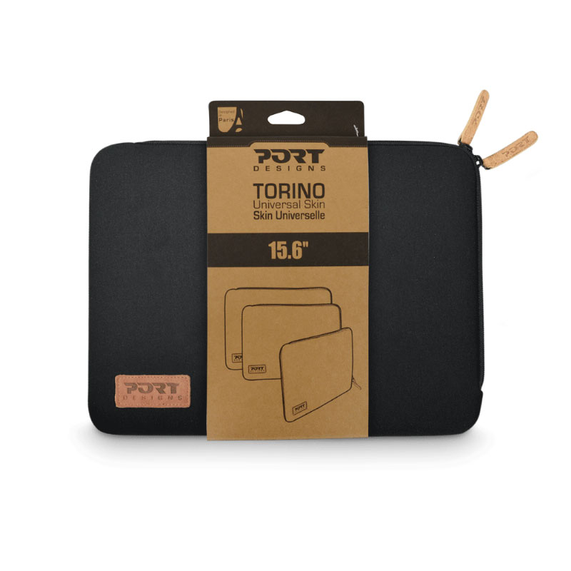 """Torino Sleeve 15.6"""" Black Port - Sac et sacoche - Cybertek.fr - 1"""