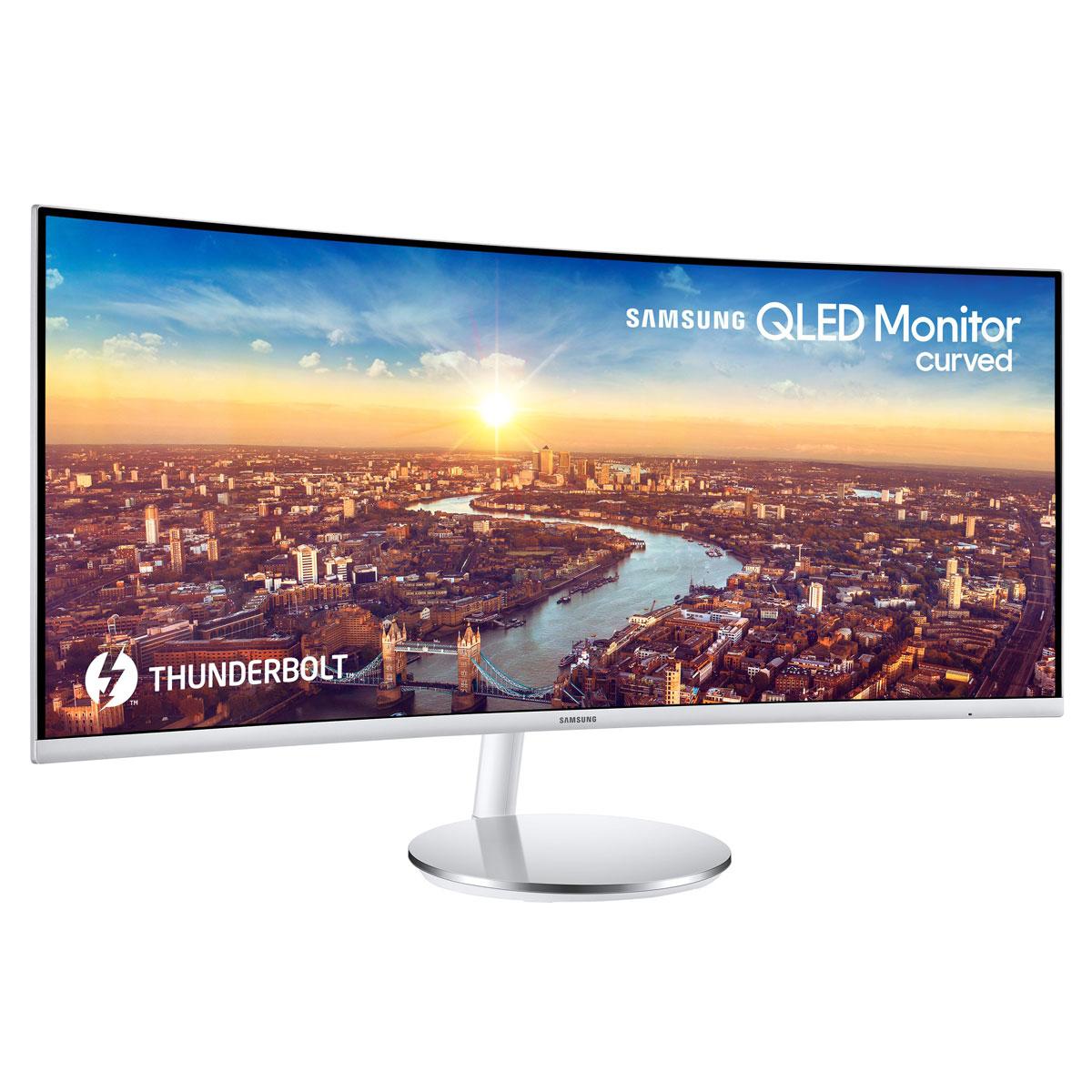 "Samsung 34""  LC34J791WTUXEN - Ecran PC Samsung - Cybertek.fr - 3"