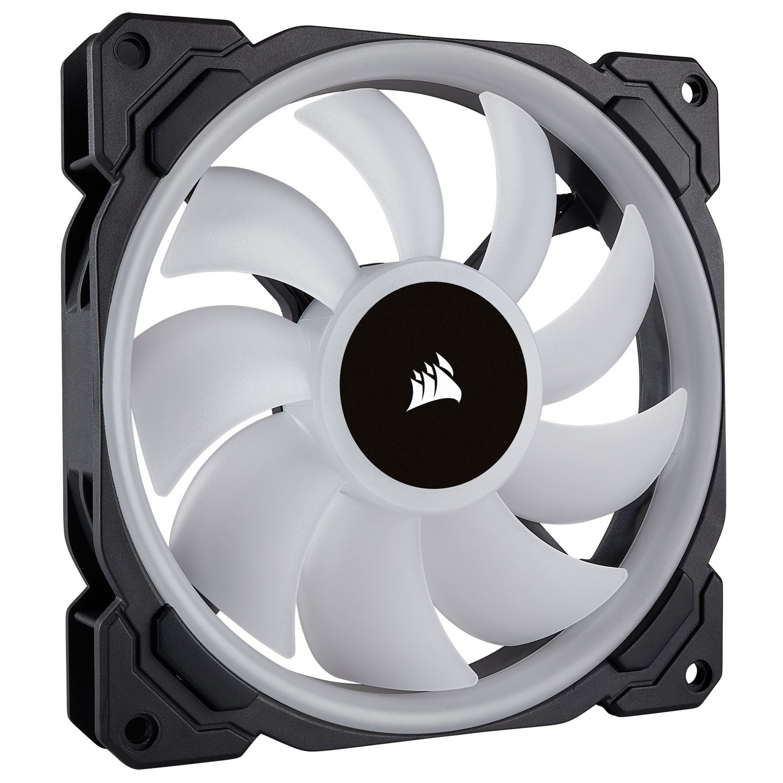 Corsair LL140 Dual Light Loop RGB 140mm - Ventilateur boîtier - 3